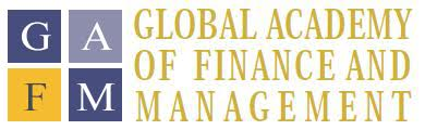GAFM Gold certified financial analyst
